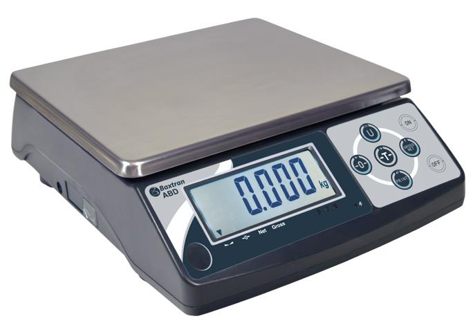 balanza control peso